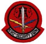 6912TH SECURITY SQUADRON Air Force