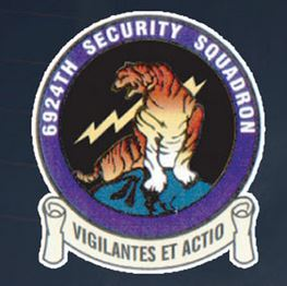 6924TH SECURITY SQUADRON Air Force
