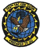 726TH TCS Air Force