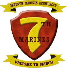 7TH MARINE DIVISION Marine Corps