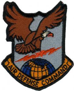 AIR DEFENSE COMMAND Air Force