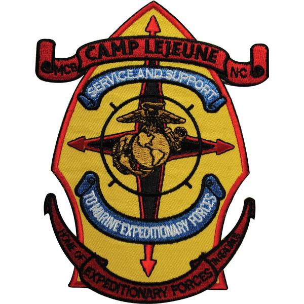 MOTOR TRANSPORT CO. H&S BN MCB CAMP LEJEUNE NC Marine Corps