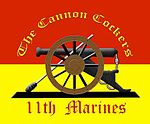 3RD 4.5 ROCKETS 11TH MARINES Marine Corps