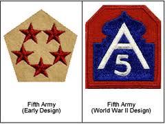 5TH ARMY Army