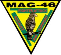 MAG 46 DET B Marine Corps