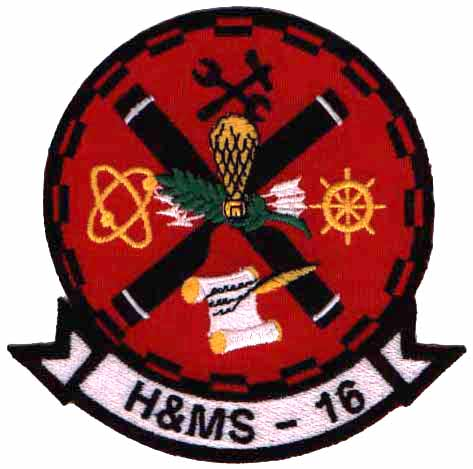 H&MS-16 Marine Corps