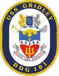 USS GRIDLEY Navy