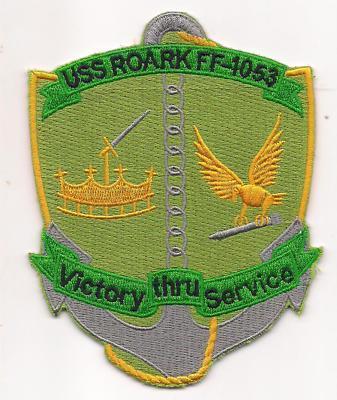 USS ROARK Navy
