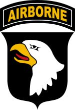 1ST BN 501ST INF, 101ST ABN DIV Army