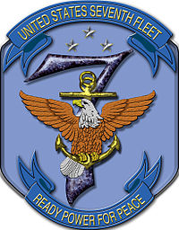 COMMANDER 7TH FLEET Navy