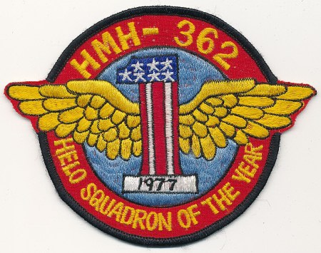 HMH 362 Marine Corps