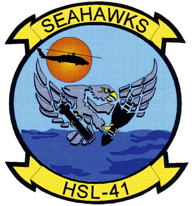HSL-41 Navy