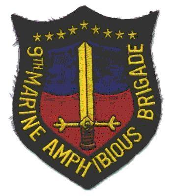 9TH MAB, OKINAWA, VIETNAM Marine Corps