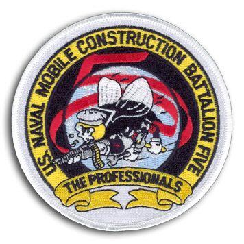 NMCB 5 Navy